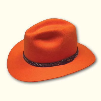Stetson Jackson Wool Crushable Hat-MENS CLOTHING-Kevin's Fine Outdoor Gear & Apparel