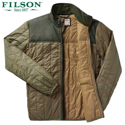 Filson Ultra-Light Quilted Jacket