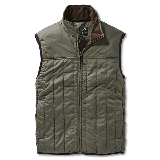 Filson Ultra-Light Vest-MENS CLOTHING-OLIVE GRAY-S-Kevin's Fine Outdoor Gear & Apparel
