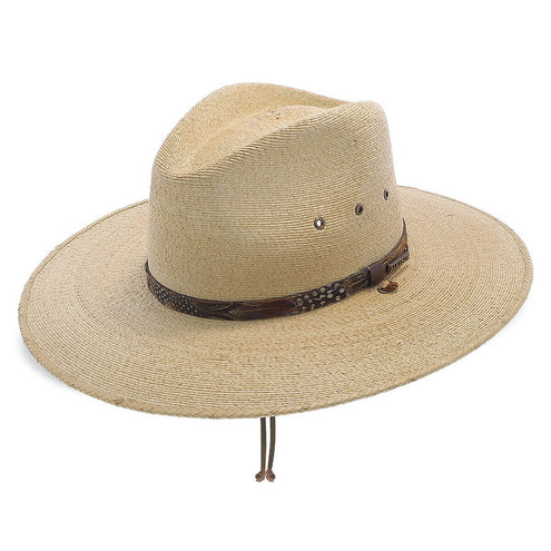Stetson Cumberland Outdoor Palm Hat-Men's Accessories-Kevin's Fine Outdoor Gear & Apparel