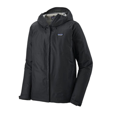 Patagonia Men's Torrentshell 3L Jacket-MENS CLOTHING-PATAGONIA, INC.-Black-S-Kevin's Fine Outdoor Gear & Apparel