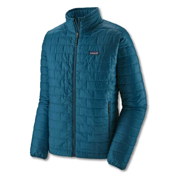 Patagonia Men's Nano Puff Jacket-Liquidate-Kevin's Fine Outdoor Gear & Apparel