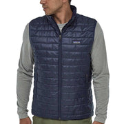 Patagonia Men's Nano Puff Vest-Liquidate-PATAGONIA, INC.-Classic Navy-2XL-Kevin's Fine Outdoor Gear & Apparel