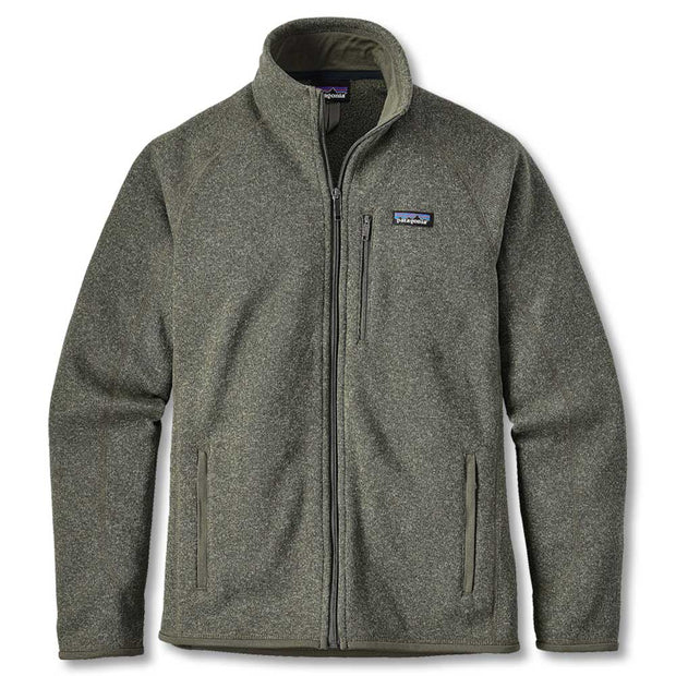 Patagonia Men's Better Sweater Jacket-MENS CLOTHING-Industrial Green-2XL-Kevin's Fine Outdoor Gear & Apparel