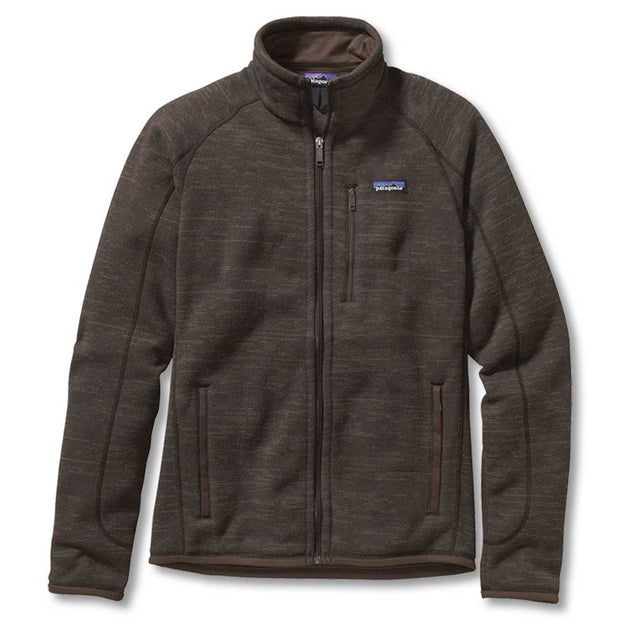 Patagonia Men's Better Sweater Jacket-MENS CLOTHING-Dark Walnut-M-Kevin's Fine Outdoor Gear & Apparel