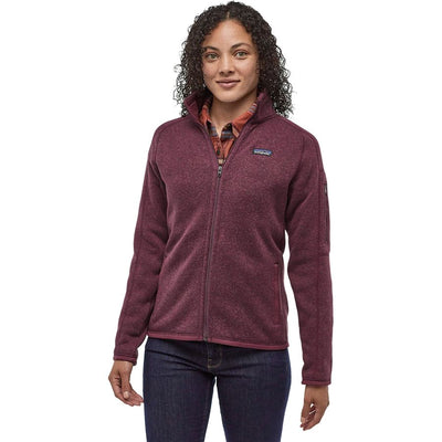Patagonia Women's Better Sweater Jacket-WOMENS CLOTHING-Light Balsamic-XS-Kevin's Fine Outdoor Gear & Apparel