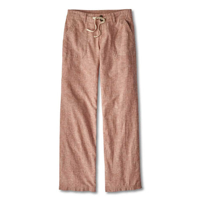Patagonia Ladies Island Hemp Pant-MENS CLOTHING-Canyon Brown-6-Kevin's Fine Outdoor Gear & Apparel