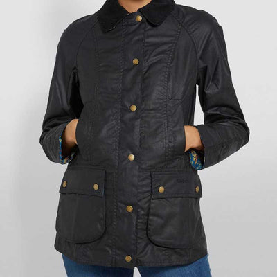 Barbour Ladies Eleanor Wax Jacket