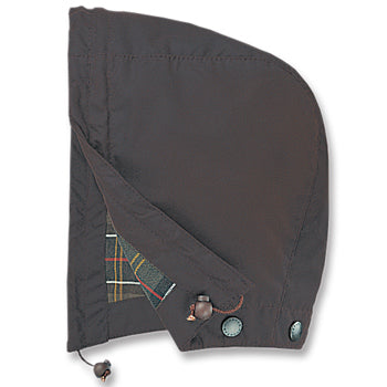 Barbour Detachable Hood