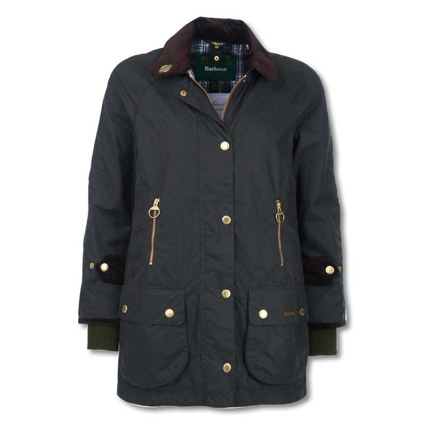 Barbour Icons Women's Beaufort Waxed Jacket