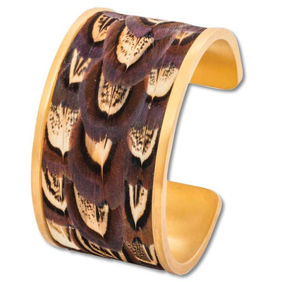 Brackish Walker Wide Cuff Bracelets
