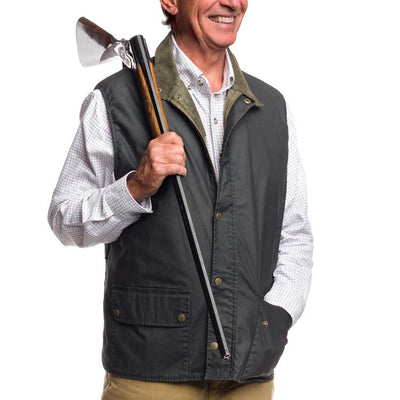 Kevin's Washable Waxed Men's Vest