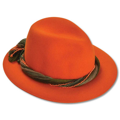 Kevin's Ladies Wool Felt Fedora-WOMENS CLOTHING-BLAZE-57-Kevin's Fine Outdoor Gear & Apparel