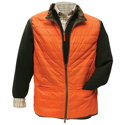 Kevin's Reversible Quilted Puffer Vest