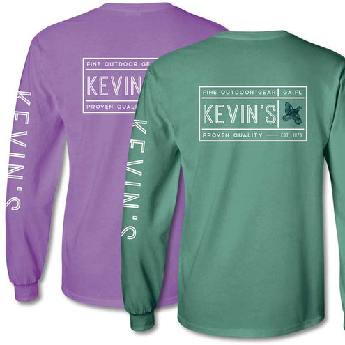 Kevin's Label Long Sleeve T-Shirt