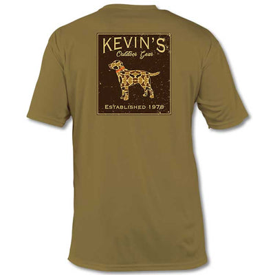 Kevin's Vintage Camo Lab Performance Short Sleeve T-Shirt