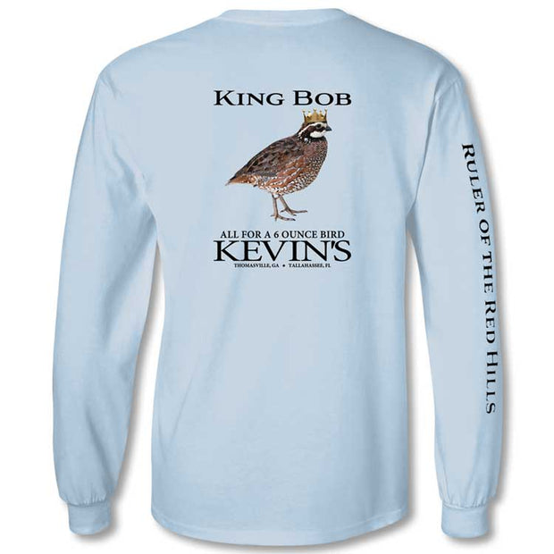 Kevin's Ruler Of The Red Hills Long Sleeve T-Shirt