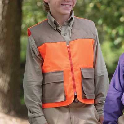 Kevin's Children's Shooting Vest-CHILDRENS CLOTHING-Kevin's Fine Outdoor Gear & Apparel