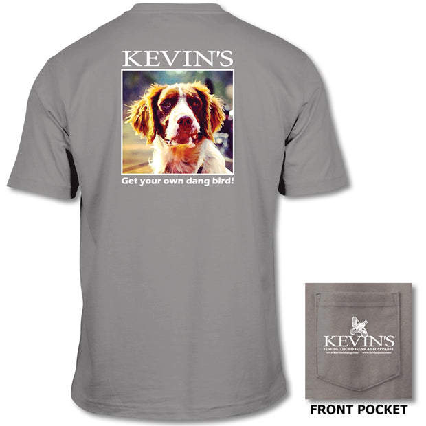 Kevin's Hunting Dog Short Sleeve T-Shirt
