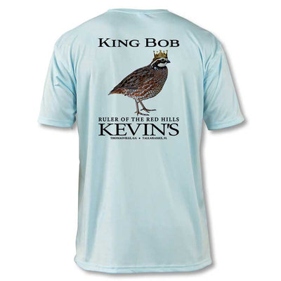 Kevin's Short Sleeve Performance T-Shirt - King Bob-MENS CLOTHING-Vapor Apparel-ARTIC BLUE-2XL-Kevin's Fine Outdoor Gear & Apparel