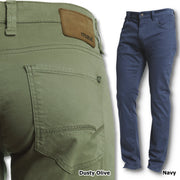 Men's Mavi Zach Twill Stretch Jean-MENS CLOTHING-Mavi Jeans-Kevin's Fine Outdoor Gear & Apparel