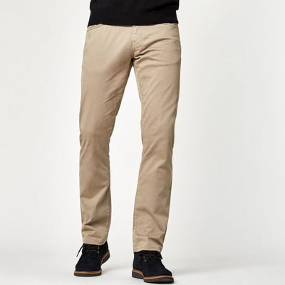 MAVI MEN'S TRIM CUT ZACH BEIGE TWILL-MENS CLOTHING-Kevin's Fine Outdoor Gear & Apparel