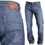 Mavi Men's Trim Cut Zach Jeans-MENS CLOTHING-DARK MAUI-30-30-Kevin's Fine Outdoor Gear & Apparel