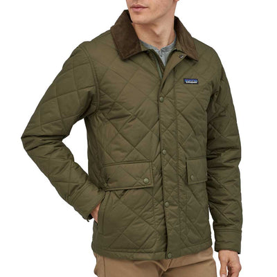 Patagonia Men's Diamond Quilted Jacket-MENS CLOTHING-Kevin's Fine Outdoor Gear & Apparel