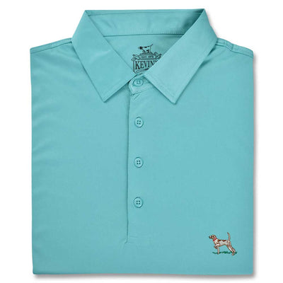 Kevin's Custom Stretch Performance Polo-MENS CLOTHING-FLORIDA GREEN-S-Kevin's Fine Outdoor Gear & Apparel