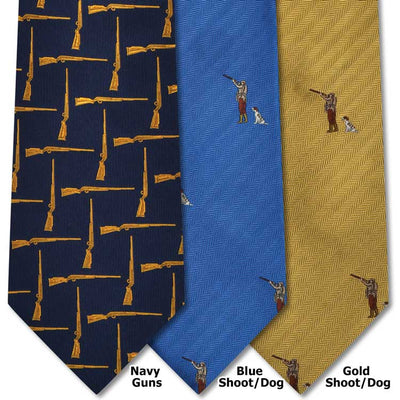100% Silk Ties by William & Son