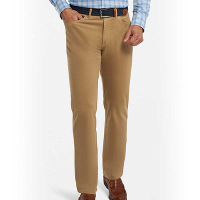 Peter Millar Ultimate Sateen Five Pocket Pant
