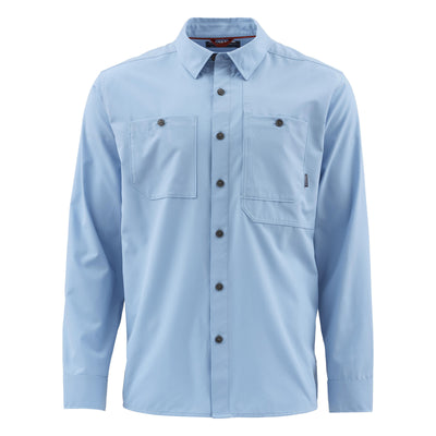 Simms Men's Double Haul Long Sleeve Shirt