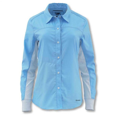 Simms Women's Bicomp Long Sleeve Shirt
