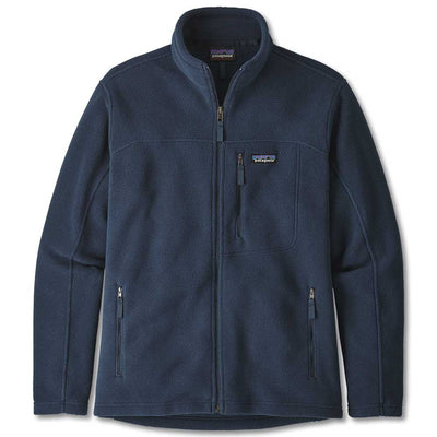Patagonia Men's Classic Synchilla Jacket-MENS CLOTHING-NEW NAVY-L-Kevin's Fine Outdoor Gear & Apparel