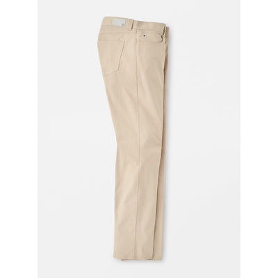 Peter Millar EB66 Performance Five-Pocket Pant-MENS CLOTHING-Khaki-30-30-Kevin's Fine Outdoor Gear & Apparel