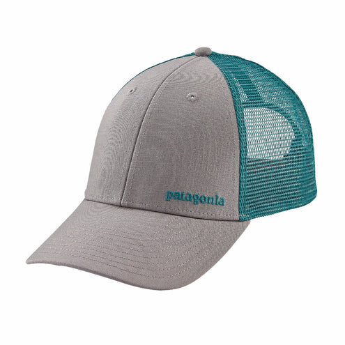 Patagonia Small Text Logo LoPro Trucker Hat-MENS CLOTHING-PATAGONIA, INC.-Kevin's Fine Outdoor Gear & Apparel