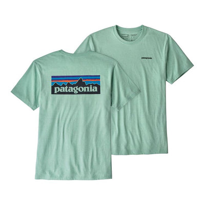 Patagonia M's Logo Responsibili-Tee T-Shirt-MENS CLOTHING-PATAGONIA, INC.-Kevin's Fine Outdoor Gear & Apparel
