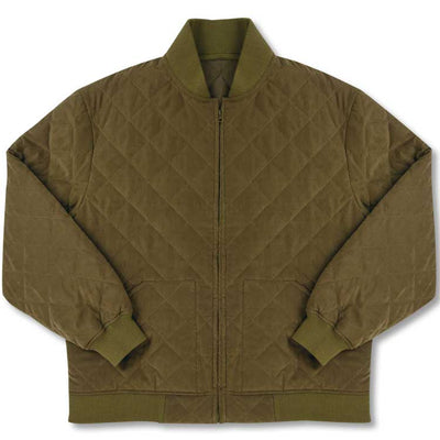 Kevin's Quilted Bomber Jacket-MENS CLOTHING-Tyler Boe-OLIVE-2XL-Kevin's Fine Outdoor Gear & Apparel