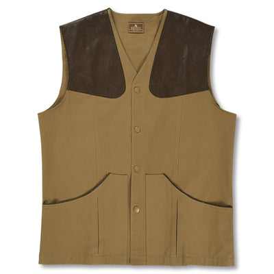 Kevin's Men's Big & Tall Plantation Vest-MENS CLOTHING-Tyler Boe-BRITISH KHAKI-2XL-Kevin's Fine Outdoor Gear & Apparel
