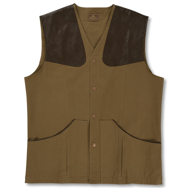 Kevin's Men's Big & Tall Plantation Vest-MENS CLOTHING-Tyler Boe-OLIVE-2XL-Kevin's Fine Outdoor Gear & Apparel