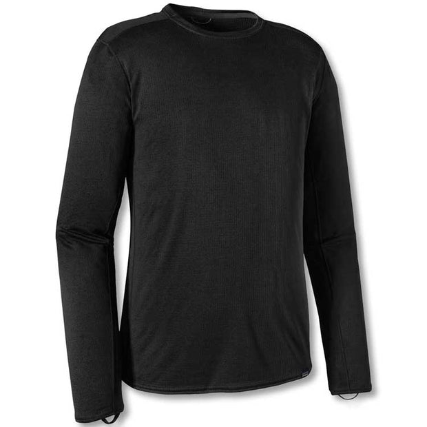Patagonia Men's Capilene Midweight Crew-Liquidate-PATAGONIA, INC.-BLK BLACK-2XL-Kevin's Fine Outdoor Gear & Apparel