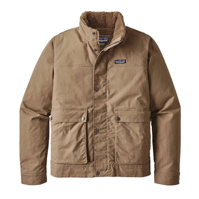 Patagonia Men's Maple Grove Canvas Jacket-MENS CLOTHING-PATAGONIA, INC.-MOJAVE KHAKI-L-Kevin's Fine Outdoor Gear & Apparel