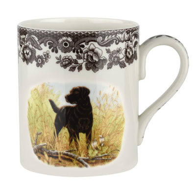 Spode Woodland Large Mug-16 oz.-HOME/GIFTWARE-Black Lab-Kevin's Fine Outdoor Gear & Apparel
