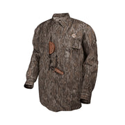 Ol' Tom Vestless Mesh Back Shirt W/ Spine Pad-CAMO CLOTHING-DRAKE WATERFOWL SYSTEMS (Icon)-Kevin's Fine Outdoor Gear & Apparel