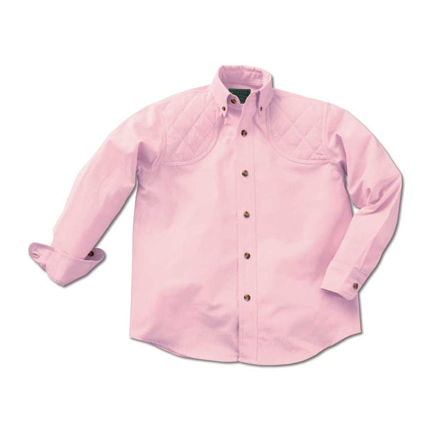 Kevin's Children's 100% Cotton Shooting Shirt-CHILDRENS CLOTHING-PINK-S-Kevin's Fine Outdoor Gear & Apparel