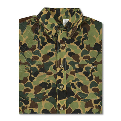 Kevin's Camo S/S Right Tonal Patch Wing Shoot Shirt