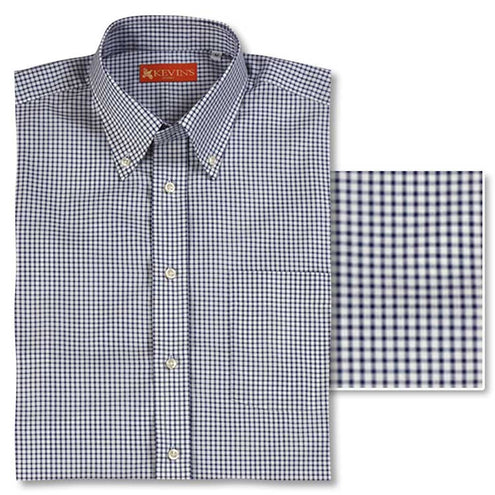 Kevin's Finest 100% Cotton Check Shirt