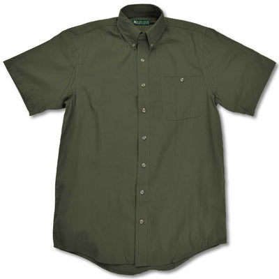 Kevin's Feather-Weight Plantation Short Sleeve Field Shirt-MENS CLOTHING-DKGRN-2XL-Kevin's Fine Outdoor Gear & Apparel
