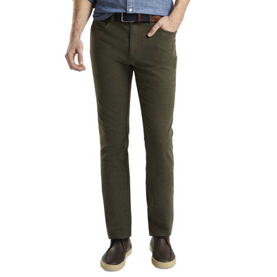 Peter Millar Men's Flannel Five-Pocket Pant-MENS CLOTHING-Kevin's Fine Outdoor Gear & Apparel