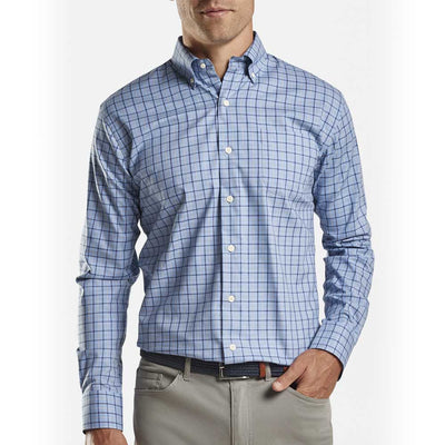 Peter Millar Crown Ease Edward Sport Shirt-MENS CLOTHING-Kevin's Fine Outdoor Gear & Apparel